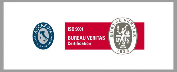 Acus certificata ISO 9001:2015