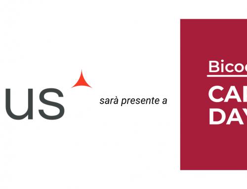 Acus al Career Day dell'Università degli Studi Milano-Bicocca